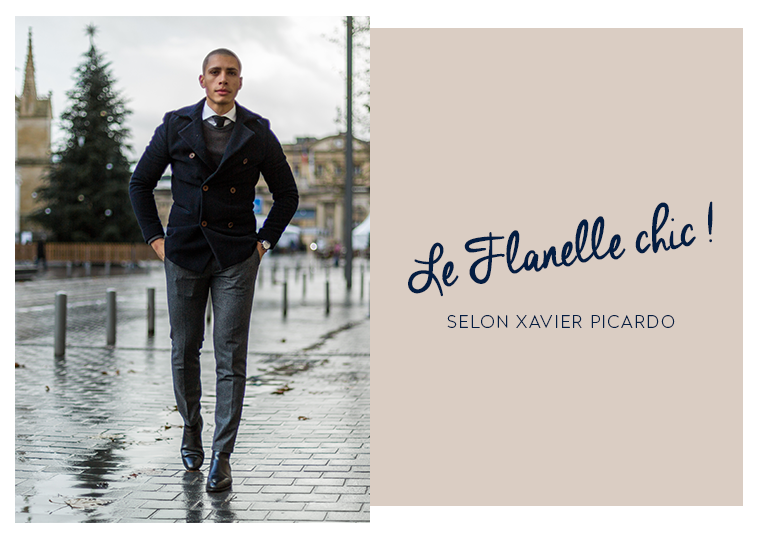 Look Chic Flanelle