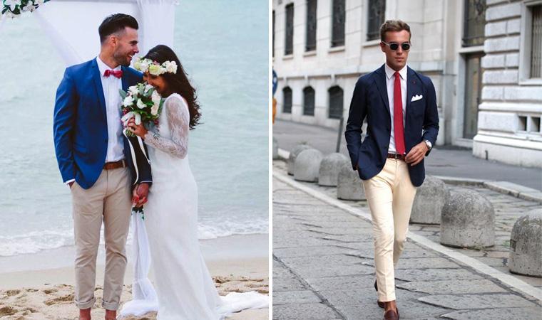 Quelle tenue porter à un mariage ? - LePantalon