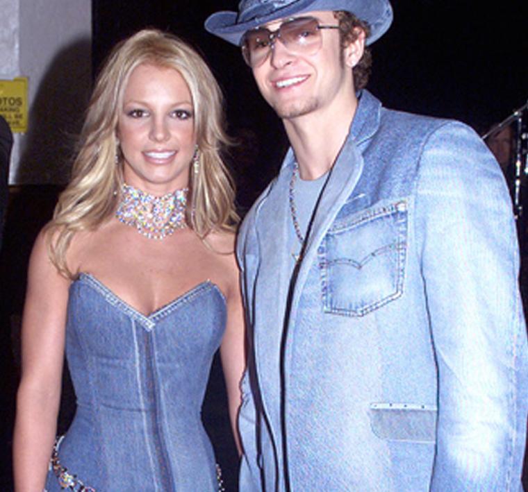 Britney et Justin