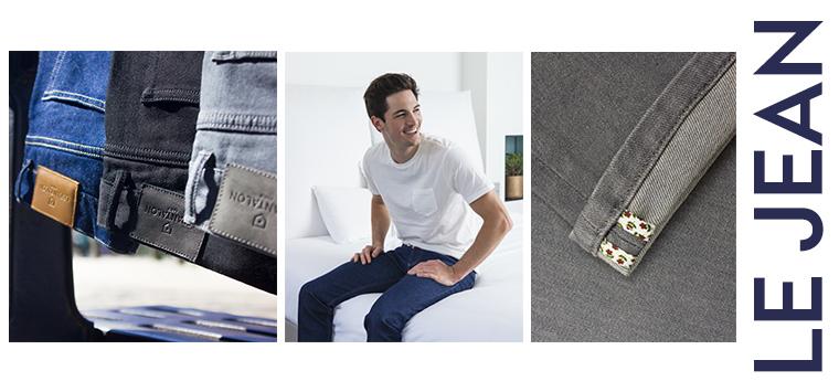 Tendances Jeans Brut