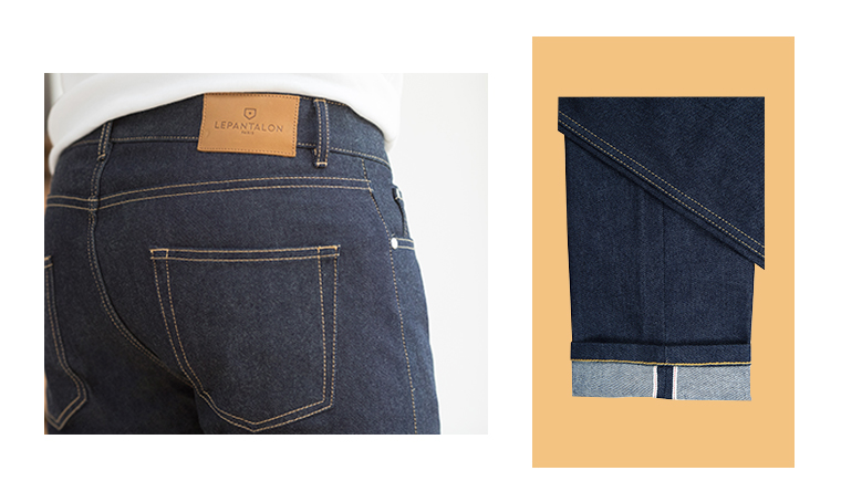 Focus fesses_Revers_Jean_Selvedge